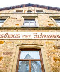 Zum Schwanen Gasthaus Restaurant Haßfurt Augsfeld